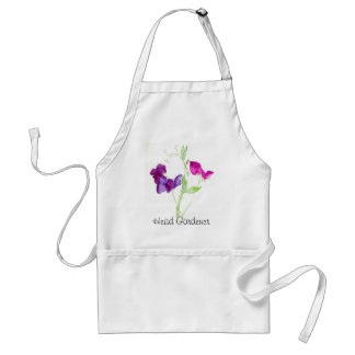 Watercolor Sweet Pea Flowers Gifts T Shirts Art