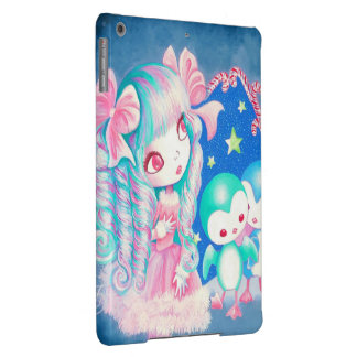 Sweet Penguin Christmas iPad Air Cover
