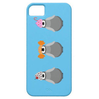 Sweet Penguins Case For The iPhone 5