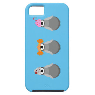 Sweet Penguins iPhone 5 Cases