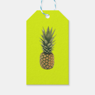 Sweet Pineapple Gift Tags