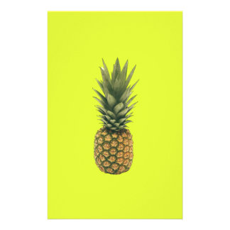 Sweet Pineapple Stationery