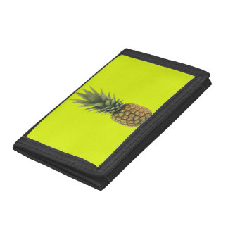 Sweet Pineapple Tri-fold Wallets
