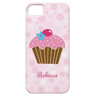 Sweet Pink Cupcake iPhone 5 Case
