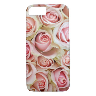 Sweet pink roses in your hands to make your days. iPhone 8/7 case