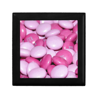 Sweet Pink Small Square Gift Box