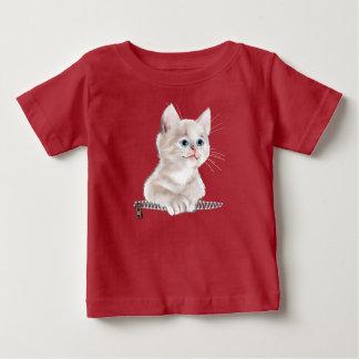 Sweet Pocket Kitten Baby T-Shirt