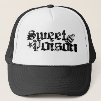 Sweet Poison trucker cap