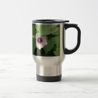 Sweet Potato Kamote Camote Ipomoea batatas kamura Travel Mug