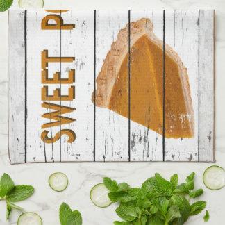 Sweet Potato Pie Tea Towels