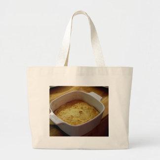 Sweet Potato Souffle Tote Bags