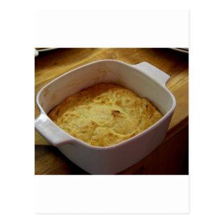 Sweet Potato Souffle Postcard