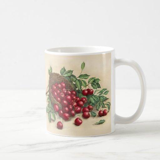 Sweet Red Cherries Mug