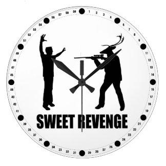 Sweet Revenge Wallclocks