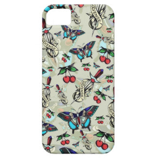 Sweet Rockabilly Revenge in subtle tan. Case For The iPhone 5