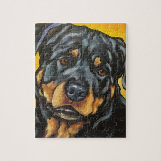 Sweet Rottweiler Puzzles