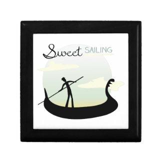 Sweet Sailing Gift Box