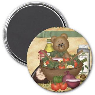 Sweet Salad Magnet