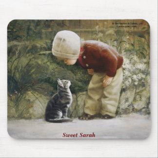 Sweet Sarah Mouse Pad
