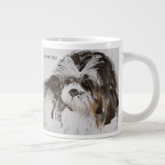 """Sweet Shih Tzu"" Large Coffee Mug"