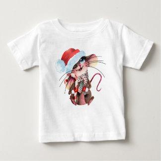 Sweet shirt for Christmas mice