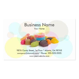 Sweet Shop Business Card Template