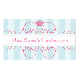 Sweet Shop Business Cards