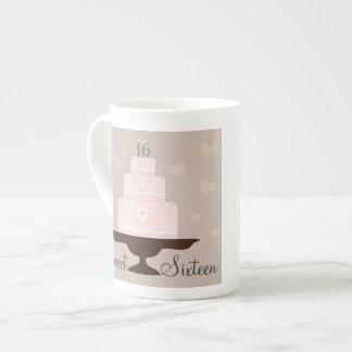 """""""Sweet Sixteen"""" Birthday Specialty Mug"""