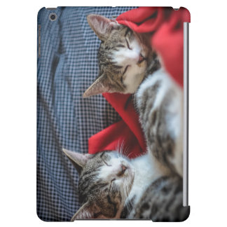 Sweet Sleeping Kitties Cover For iPad Air