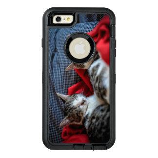 Sweet Sleeping Kitties OtterBox Defender iPhone Case