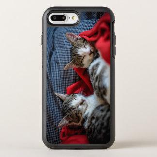 Sweet Sleeping Kitties OtterBox Symmetry iPhone 8 Plus/7 Plus Case