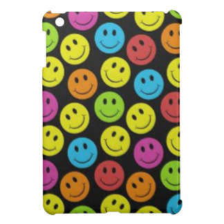 Sweet Smiley Face Cover For The iPad Mini