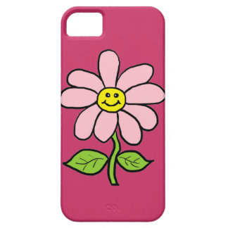 Sweet Smiling Daisy iPhone 5 Covers