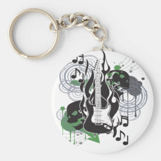 Sweet Sounds Key Ring