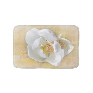 Sweet Southern Magnolia Bath Mat Bath Mats