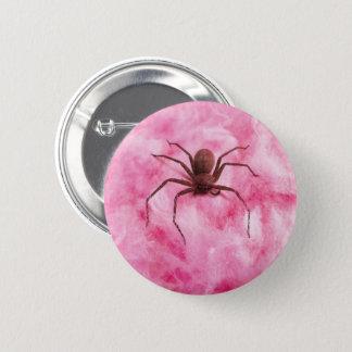 Sweet spider 6 cm round badge