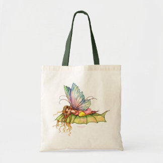 Sweet Spring Fairy Tote Bag, Faery Art