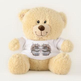 Sweet Squirrels Teddy Bear