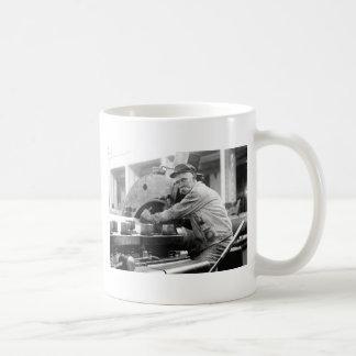 Sweet 'Stache, 1917 Basic White Mug