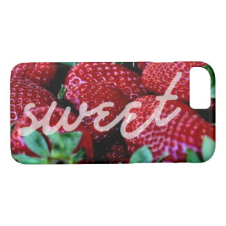 Sweet Strawberries of Summer Case