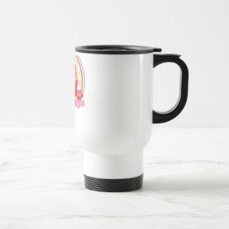 Sweet Strawberry Cupcake Mug