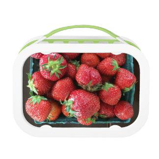 Sweet Strawberry Lunchbox