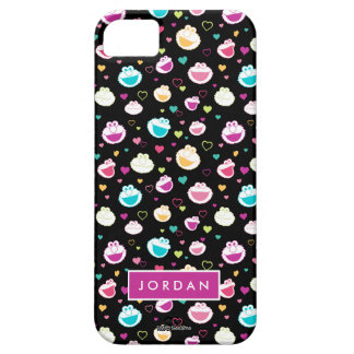 Sweet Stuff Heart Pattern   Add Your Name iPhone 5 Cases