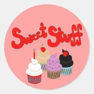 Sweet Stuff Sticker