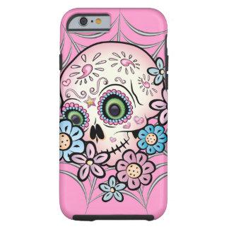 Sweet Sugar Skull Tough iPhone 6 Case