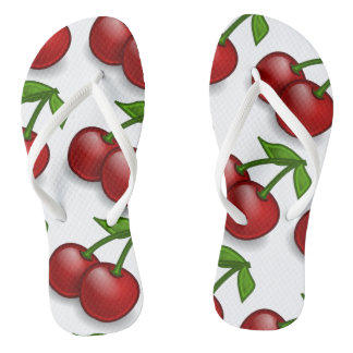 Sweet Summer Cherries Thongs