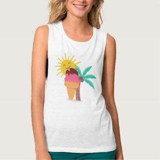 Sweet Summer Time Illustration Women's t-shirt