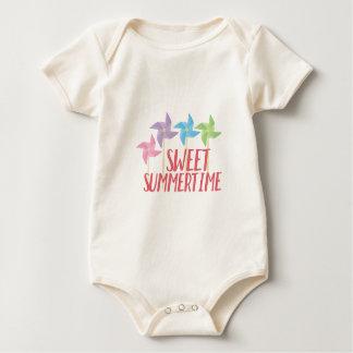 Sweet Summertime Baby Bodysuit