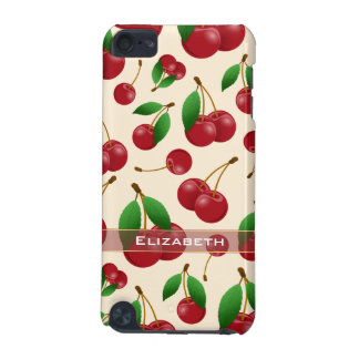 sweet summertime cherries iPod touch 5G cover