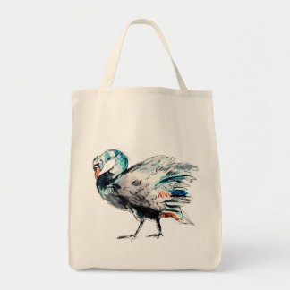 Sweet Swan Tote Bag